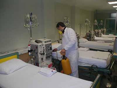 Hastane İlaçlama